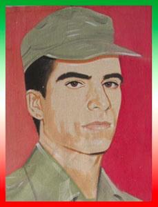 شهید محمدولی شیرزاد